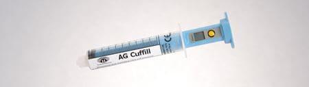Cuffill - Druckmesser für Trachealtuben